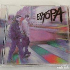 CDs de Música: ESTOPA. ÁLBUM CD DE 1999. Lote 188475925