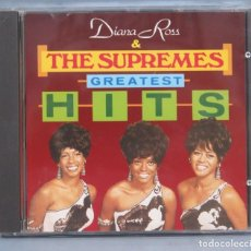 CDs de Música: CD. DIANA ROSS & THE SUPREMES. GREATEST HITS. Lote 188478847