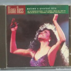 CDs de Música: CD. DIANA ROSS. MOTOWN'S GREATEST HITS. Lote 188478900