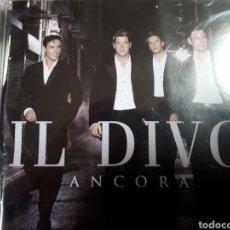 CDs de Música: IL DIVO ANCORA. Lote 188482518