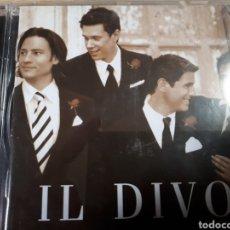 CDs de Música: IL DIVO. Lote 188482585