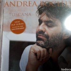 CDs de Música: ANDREA BOCELLI. Lote 188482667