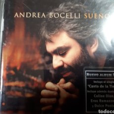 CDs de Música: ANDREA BOCELLI SUEÑO. Lote 188482755