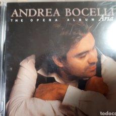 CDs de Música: ANDREA BOCELLI ARIA. Lote 188482880