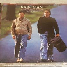 CDs de Música: B.S.O. / RAIN MAN / HANS ZIMMER / CD - CAPITOL / 10 TEMAS / CALIDAD LUJO.. Lote 188503031
