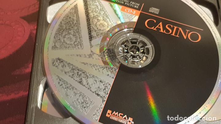 CDs de Música: B.S.O. / CASINO / VARIOS ARTISTAS / DOBLE CD - MCA / 31 TEMAS / CALIDAD LUJO. - Foto 3 - 188504030