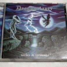 CDs de Música: CD DRAGONSLAYER - NOCHES DE TORMENTA. Lote 188504413