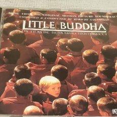 CDs de Música: B.S.O. / LITTLE BUDDHA / RYUICHI SAKAMOTO / CD - MILAN17 TEMAS / CALIDAD LUJO.. Lote 188504858