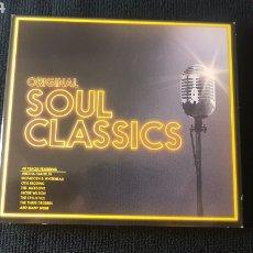 CDs de Música: ORIGINAL SOUL CLASSICS..2014..3 X CD. Lote 188507643