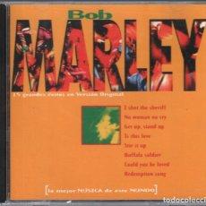 CDs de Música: BOB MARLEY. 15 GRANDES EXITOS EN VERSION ORIGINAL. CD DE 1998 RF-3558 . Lote 188530031