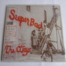 CDs de Música: THE O'JAYS - SUPER BAD 1971/2012 JAPAN MINI LP PAPERSLEEVE CARDBOARD CD P-VINE 93588. Lote 188534865