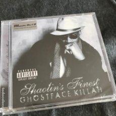 CDs de Música: GHOSTFACE KILLAH - SHAOLIN'S FINEST (1996) - CD MUSIC ON CD 2019 NUEVO. Lote 188537753