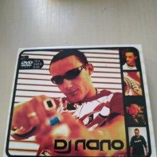 CDs de Música: DJ NANO. 2 CDS + DVD. RECOPILATORIO. Lote 188560587