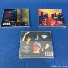 CDs de Música: CD´S - LOTE 3 CD´S DE METALLICA - NUEVOS -LOAD - RELOAD Y SOME KIND OF MONSTER. Lote 188572897