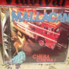 CDs de Música: MALLACÁN - CHERA, CHERA (REGGAE, SKA, ROCK ARAGON) ALBUM CD 2002. Lote 188596670