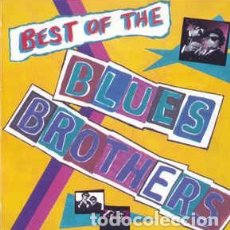 CDs de Música: BLUES BROTHERS* - BEST OF THE BLUES BROTHERS (CD, COMP, RE, RM) LABEL:ATLANTIC CAT#: 7567-82790-2 . Lote 188596841