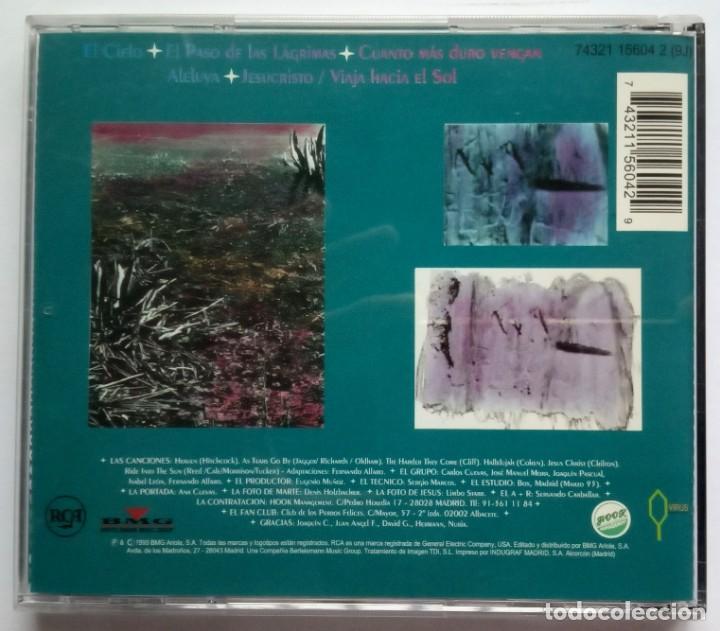 CDs de Música: SURFIN BICHOS - family album I - CD 1991 - VIRUS RECORDS - Foto 3 - 188628032