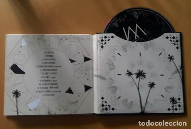 CDs de Música: INDIA MARTÍNEZ - PALMERAS - AUTOGRAFIADO - NUEVO - Foto 3 - 188628691