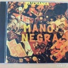CDs de Música: MANO NEGRA - PATCHANKA (CD). Lote 188645185