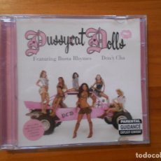 CDs de Música: CD PUSSYCAT DOLLS - FEATURING BUSTA RHYMES - DON'T CHA (4Ñ). Lote 188655706