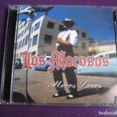 CDs de Música: LOS MOCOSOS CD AZTLAN 1998 – MOCOS LOCOS - SKA PACHANGA LATINO SIN ESTRENAR - DESDE EEUU . Lote 188666161