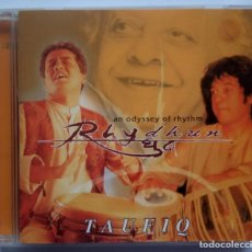 CDs de Música: TAUFIQ - RHYDHUN - CD UK 2001 - CMP. Lote 188670233