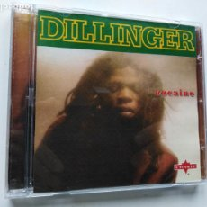 CDs de Música: DILLINGER-COCAINE (CD,CHARLY) REED. CLASICO COMPILATION 1983.DEEJAY TOASTER.LEE SCRATCH PERRY. CLASH. Lote 188674295