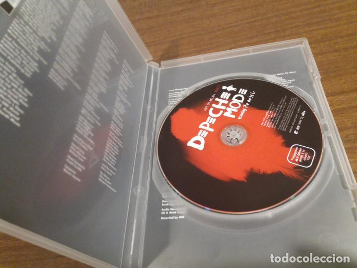CDs de Música: DVD DEPECHE MODE LIVE IN MILAN - Foto 4 - 188683187