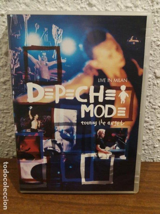 DVD DEPECHE MODE LIVE IN MILAN (Música - CD's Techno)