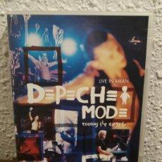 CDs de Música: DVD DEPECHE MODE LIVE IN MILAN. Lote 188683187