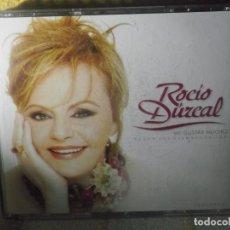 CDs de Música: ROCIO DURCAL-ME GUSTAS MUCHO-TODOS LOS GRANDES EXITOS-CONTIENE 2 CDS+1DVD. Lote 188683980