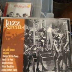 CDs de Música: VARIOUS – JAZZ CITY - NEW YORK. Lote 188702855