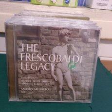 CDs de Música: THE FRSCOBALDI LEGACY BRILLIANT PRECINTADO. Lote 188735183