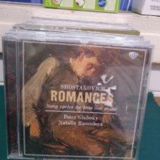 CDs de Música: SHOSTAKOVICH ROMANCES, BRILLIANT PRECINTADO. Lote 188735781