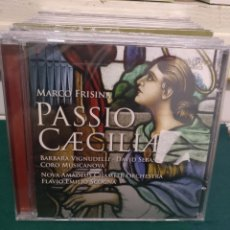 CDs de Música: MARCO CRISTINA PASIÓ CECILIA BRILLIANT PRECINTADO. Lote 188735886