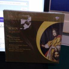 CDs de Música: SEROV, JUDITH BRILLIANT PRECINTADO. Lote 188737540