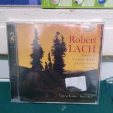 CDs de Música: ROBERT LACH, BRILLIANT PRECINTADO. Lote 188737828