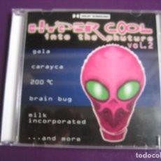 CDs de Musique: HYPER COOL - INTO THE PHUTURE VOL. 2 CD ZYX 1997 - HOUSE PROGRESSIVE TECHNO MAKINA TRANCE - SIN USO. Lote 188750226