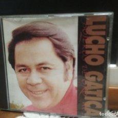 CDs de Música: CD LUCHO GATICA - BOLEROS DE ORO VOL. 1 - 18 TRACKS - 1994 PEPETO. Lote 188764497