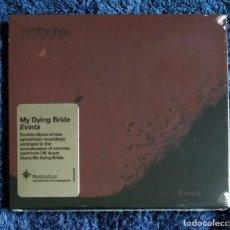 CDs de Música: MY DYING BRIDE - EVINTA - CD DOBLE NUEVO Y PRECINTADO. Lote 57117622