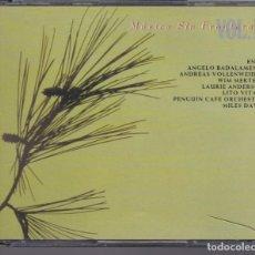 CDs de Música: MÚSICA SIN FRONTERAS VOL. II - 2XCD. Lote 256161525