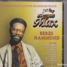 CDs de Música: BERES HAMMOND - REGGAE MAX - CD. Lote 188814747