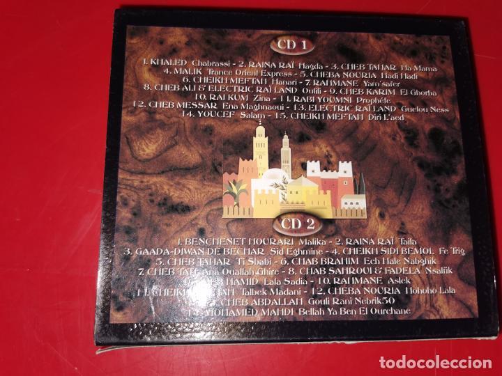 CDs de Música: Legends Of Raï 2 cd - Foto 2 - 188824816