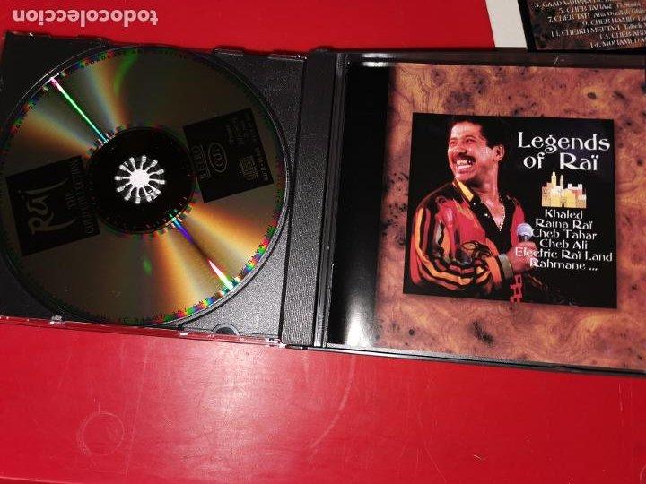 CDs de Música: Legends Of Raï 2 cd - Foto 3 - 188824816