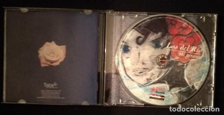 CDs de Música: CD nuevo LOS DEL RÍO mi gitana (ver fotos) flamenco - Foto 2 - 188828946