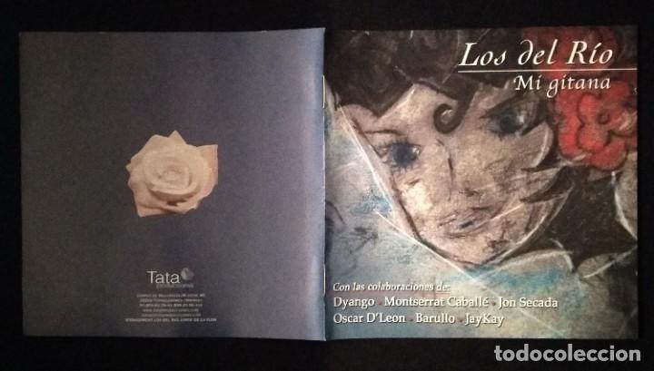 CDs de Música: CD nuevo LOS DEL RÍO mi gitana (ver fotos) flamenco - Foto 4 - 188828946