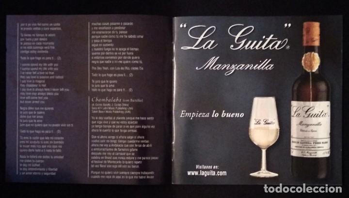 CDs de Música: CD nuevo LOS DEL RÍO mi gitana (ver fotos) flamenco - Foto 6 - 188828946