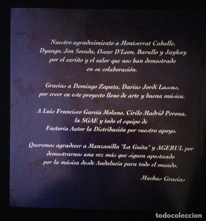CDs de Música: CD nuevo LOS DEL RÍO mi gitana (ver fotos) flamenco - Foto 8 - 188828946