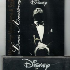 CDs de Musique: LOUIS ARMSTRONG - WHEN YOU WISH UPON A STAR (CD, WALT DISNEY RECORDS 1994). Lote 189076298