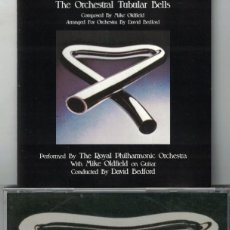 CDs de Musique: THE ROYAL PHILHARMONIC ORCHESTRA - THE ORCHESTRAL TUBULAR BELLS (CD, DISKY RECORDS). Lote 189076847